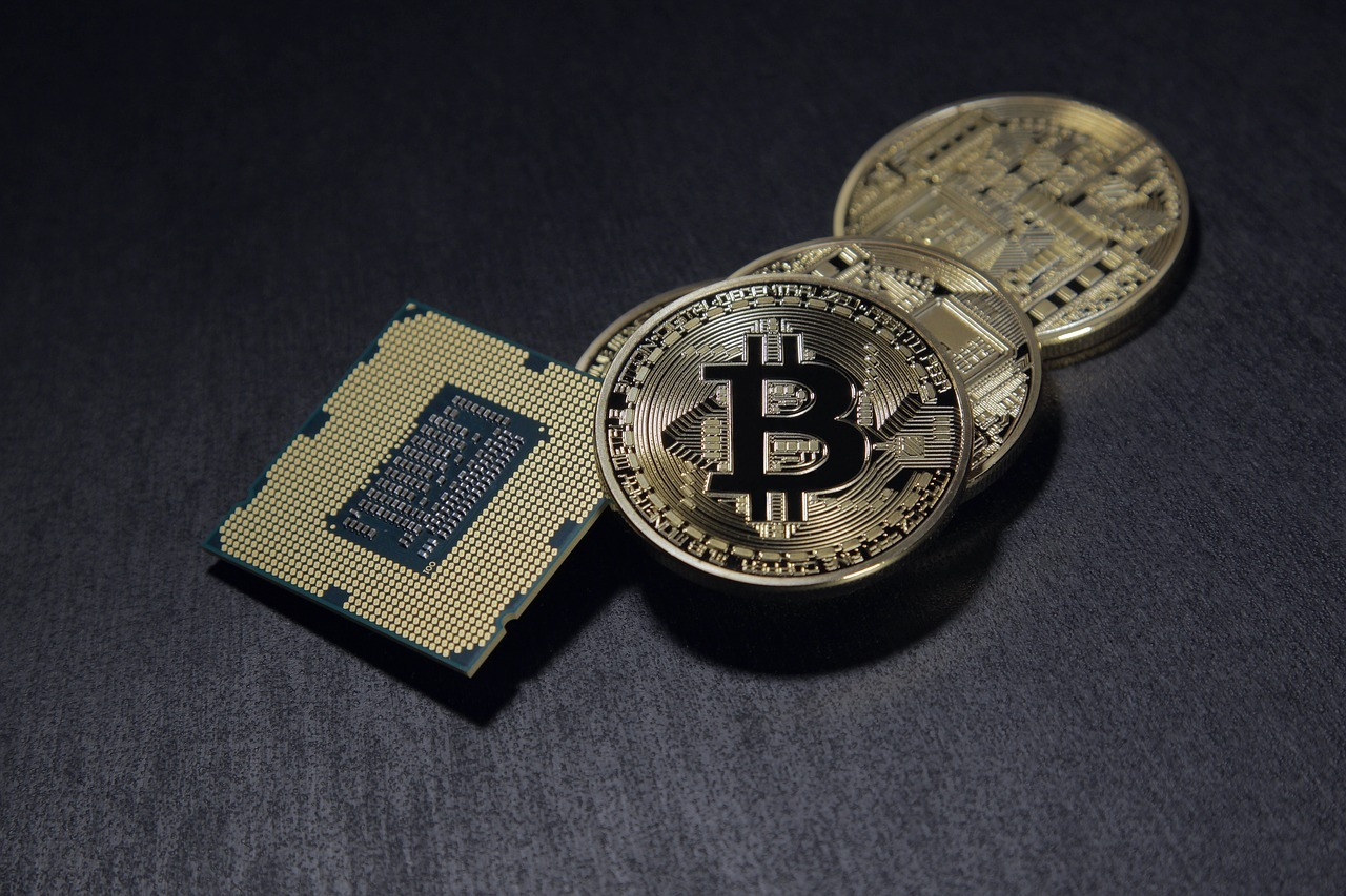 Bitcoin, the most popular software using blockchain