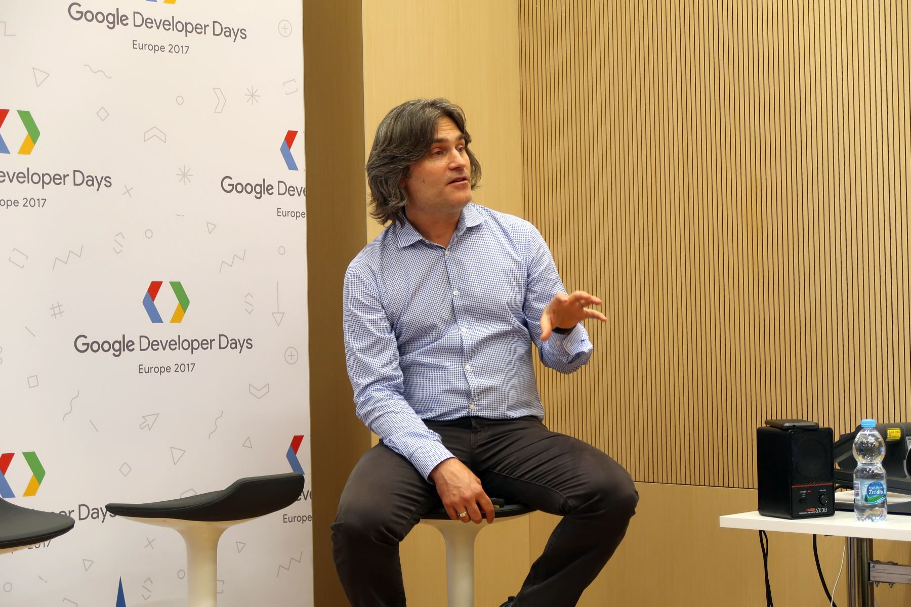 Jason Titis, VP for the Developer Product Group at Google