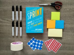 Concise Software - Design Sprint in product design 4 things you need to know