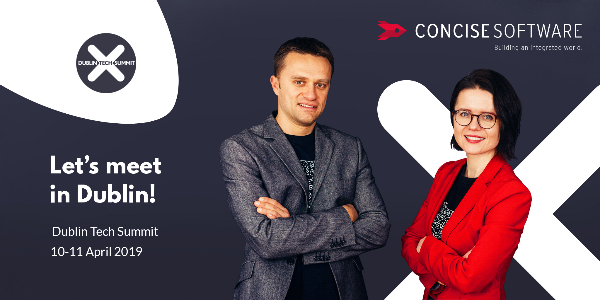 Concise Software at the Dublin Tech Summit 2019