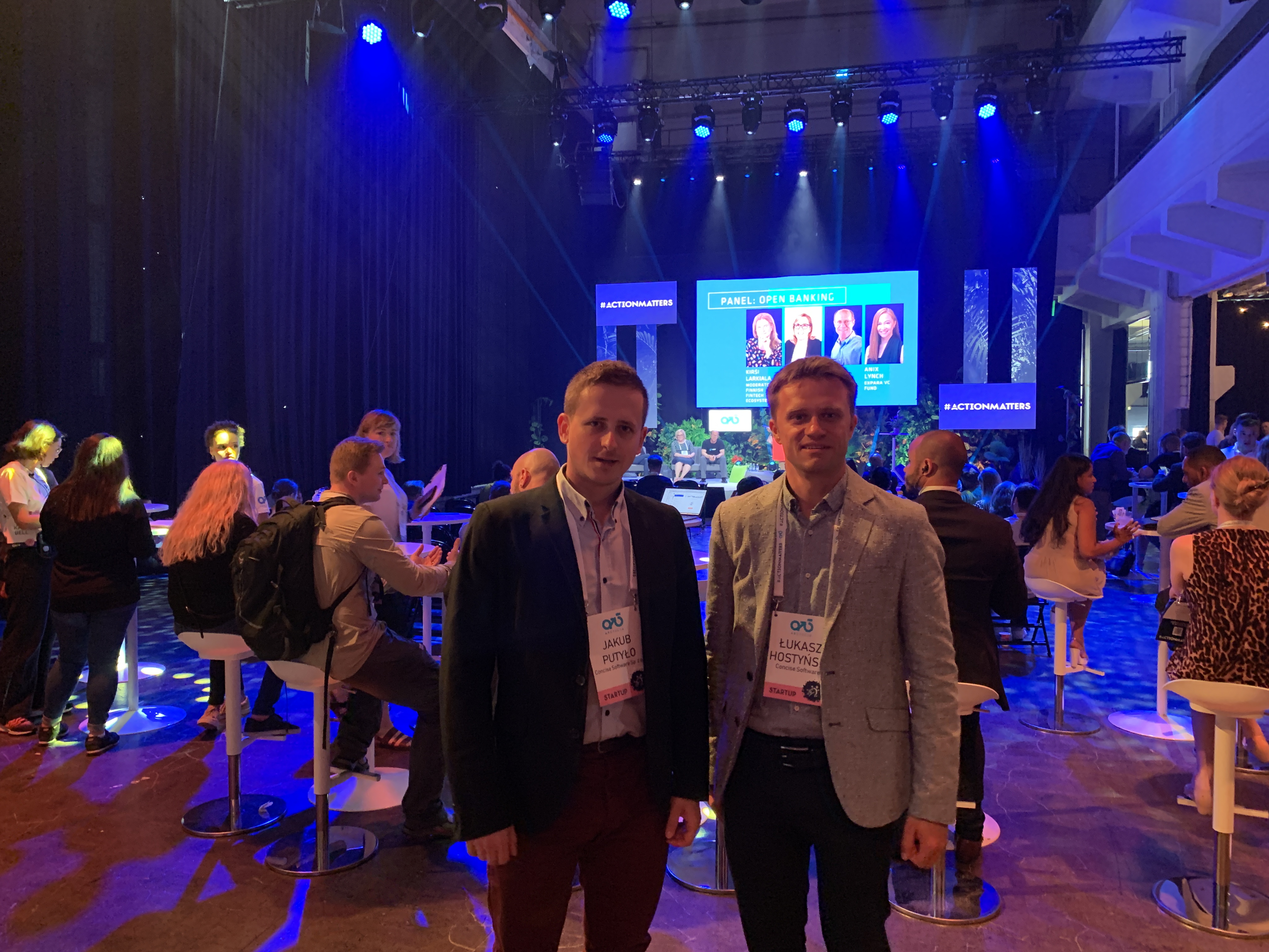 Arctic15 Helsinki 2019 | Concise Software