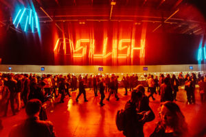 Concise Software at Slush 2019 Helsinki