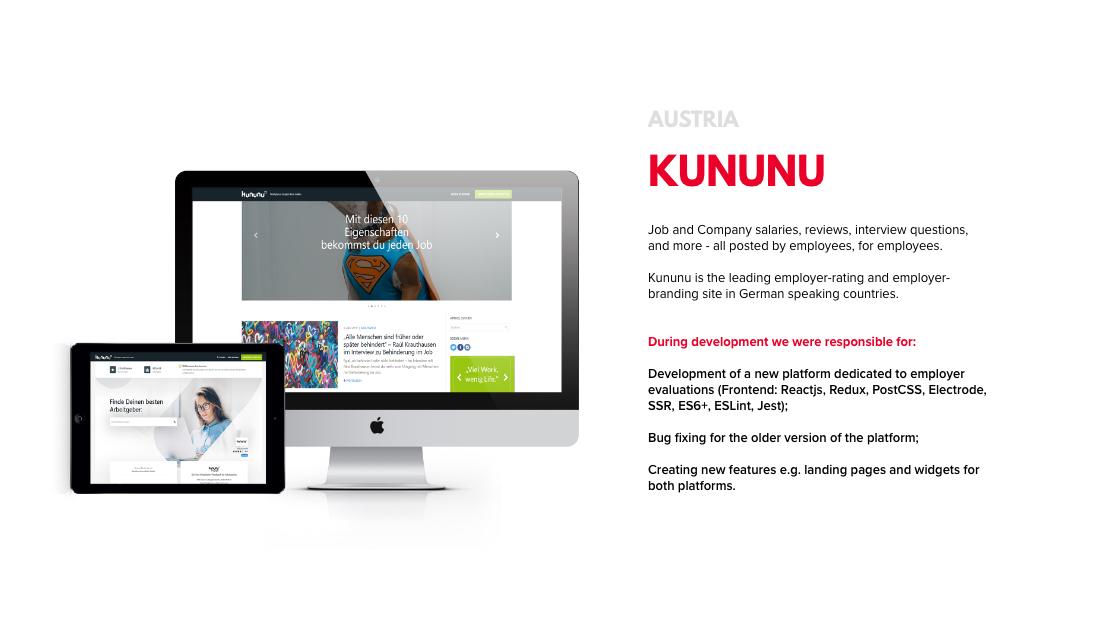 short case study about the KUNUNU project