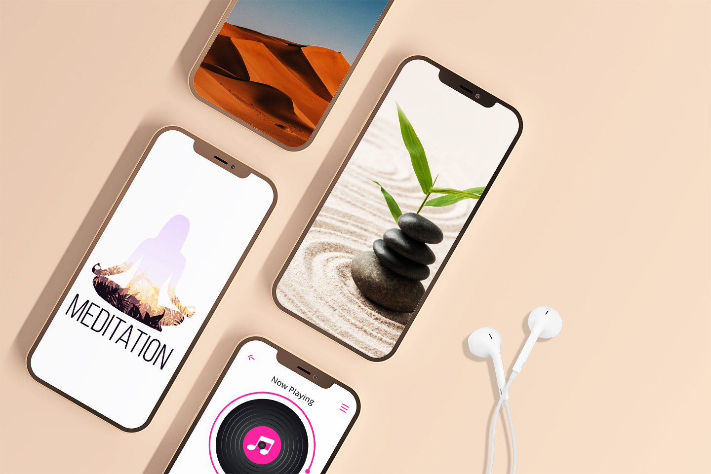 How to develop different kind of wellness apps