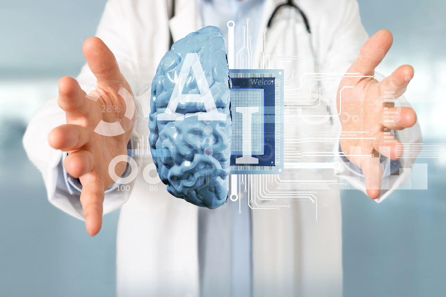 Artificial Intelligence in healthcare use cases | Concise Software