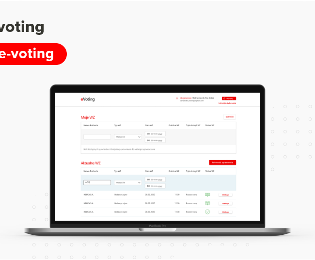 Concise Software Santander_Evoting case study