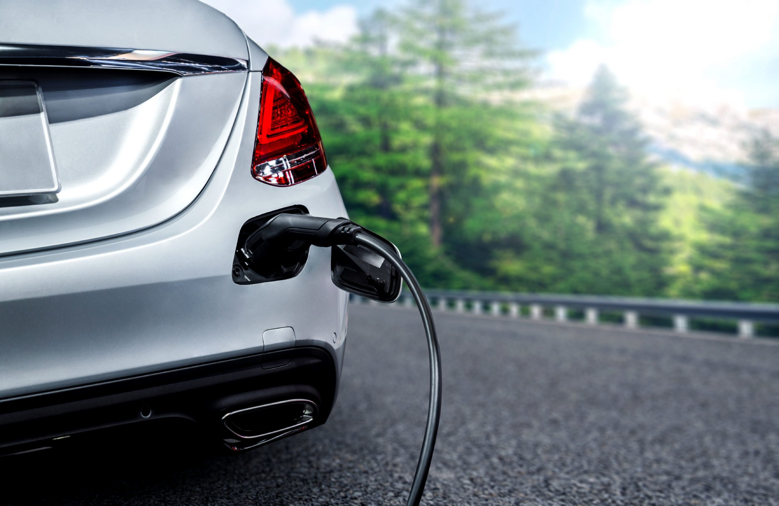 Road trip with an electric car