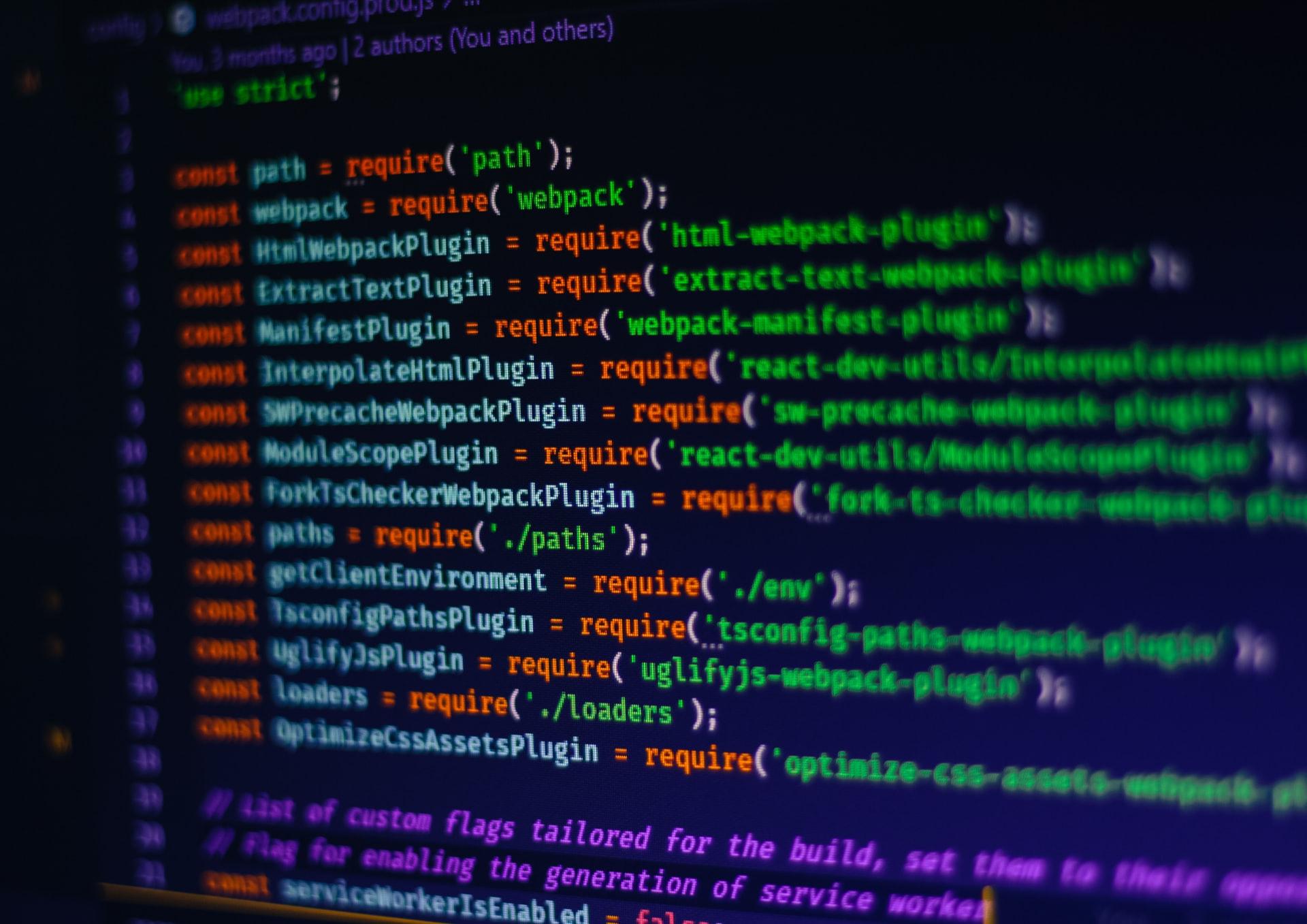 frontend developer skills