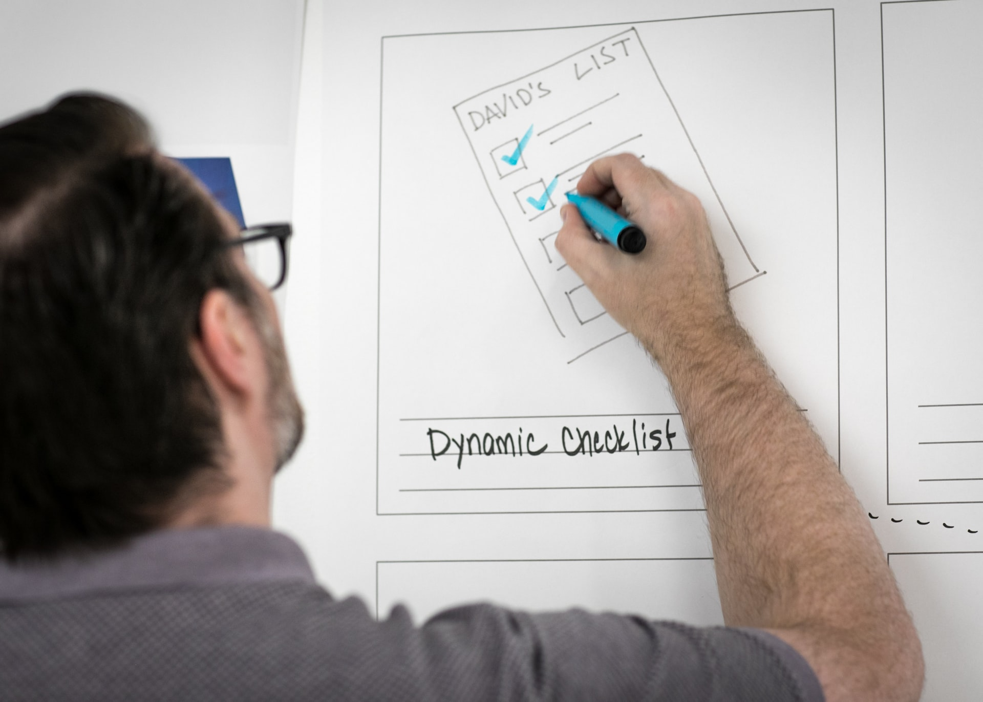 How to make a good app wireframe - here are our thoughts | Concise Software