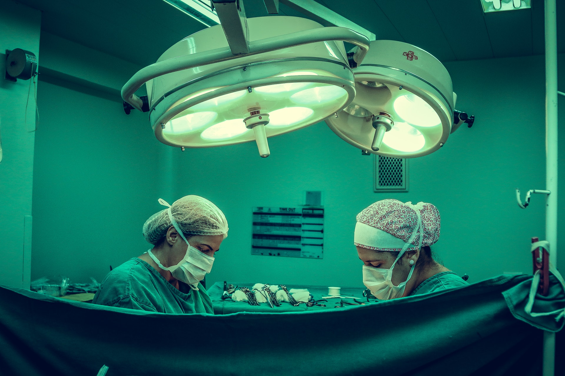 internet of things for healthcare, operating theater